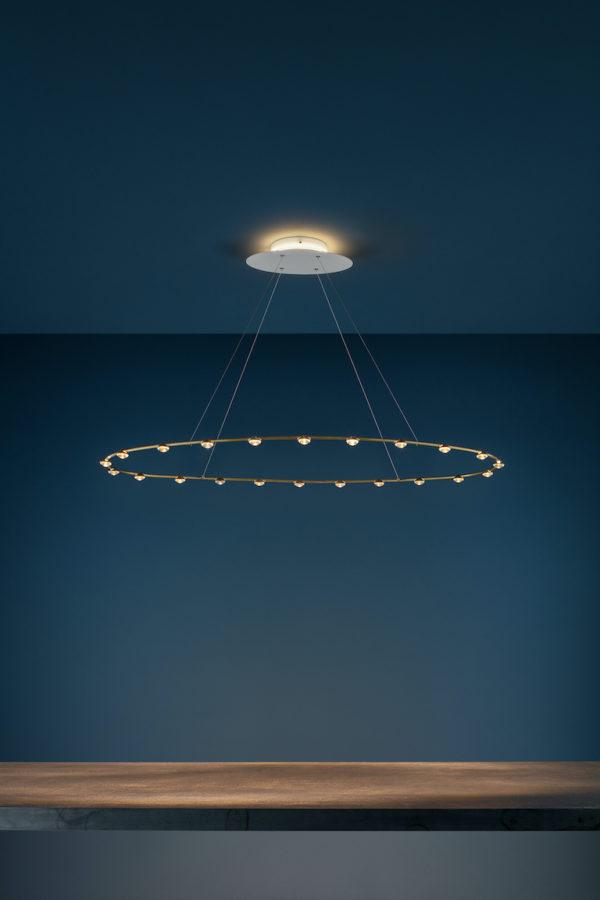 petiteslentilles-catellanismith-del-eclairage-luminaire-suspension haut de gamme grenoble